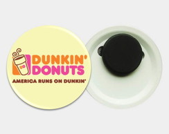 Imã 4,5cm - Dunkin Donuts Rosquinhas