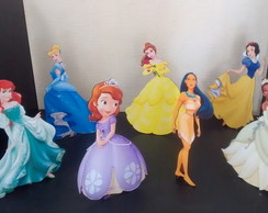 Display Princesas