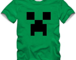 Kit Minecraft com 3 presentes camiseta +