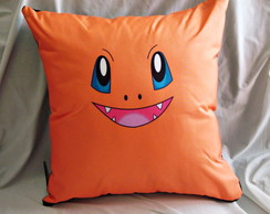 Almofada Decorativa pokemon Charmander