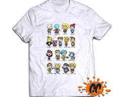 Camiseta Doug Funnie e Personagens