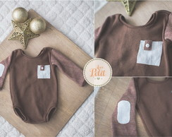body newborn marron menino