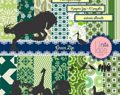 Kit Digital Green Life