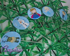 Tooper para doces frozen cute