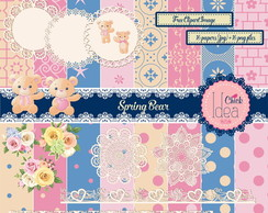 Kit Digital Spring Bear