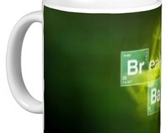 Caneca Serie Breaking Bad