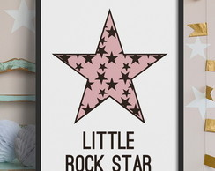 POSTER - LITTLE ROCK STAR