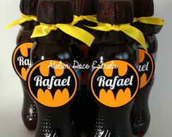 Mini Coca cola do Batman