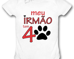 Body Personalizado de Cachorrinho