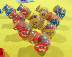 Mini Baleiro Super Wings