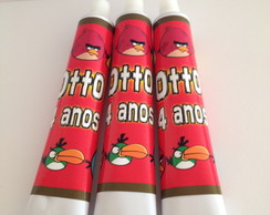 Bisnagas - Angry Birds