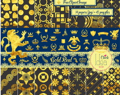 Kit Digital Gold Real
