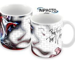 Caneca Personalizada Pink Floyd The Wall