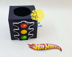 Porta tubete Hot Wheels