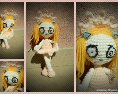 Lenore The Cute Death Girl Amigurumi