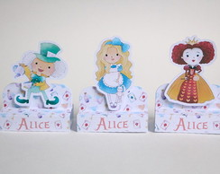 Porta Chocolate Duplo Alice