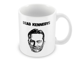 Caneca - Dead Kennedys - Punk Rock