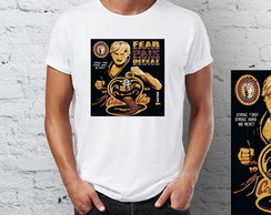 Camiseta Camisa karate kid