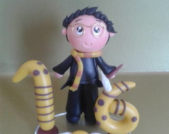 Vela Harry Potter de Biscuit