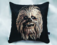 Almofada Decorativa cinema Star Wars Chewbacca