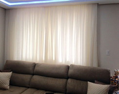 Cortina Franzidor com Blackout 2,00x1,80