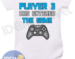 Body infantil Player 3