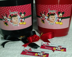 Kit Cinema Mickey e Minnie