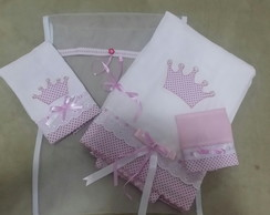 Kit Fralda Super Luxo- Princesa