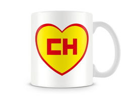 Caneca - Chapolin Colorado - Chaves