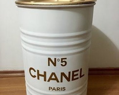 Tonel N5 CHANEL Gold