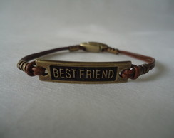 Pulseira Masculina OV Best Friend 7F02B2