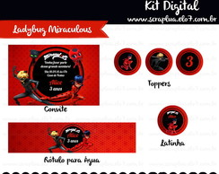 Kit Digital Ladybug Miraculous