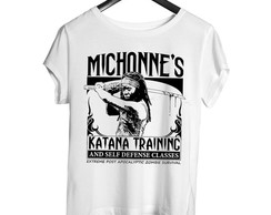 Camisa The Walking Dead Michonne