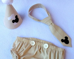 Conjunto Smash The Cake Mickey safari