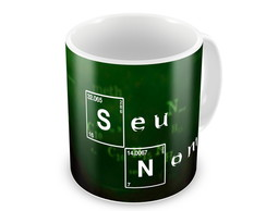 Caneca Breaking Bad - Personalizada