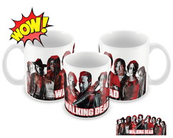 Caneca - The Walking Dead 7