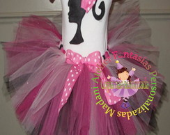 Fantasia tutu Barbie Paris