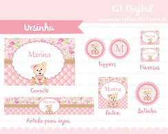 Kit Digital Ursinha