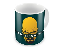Caneca Breaking Bad - Iam the One...