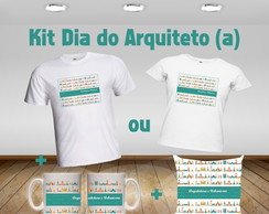 Kit Dia do Arquiteto - Arquitetura