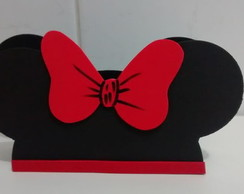 PORTA GUARDANAPO MINNIE/MICKEY