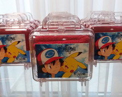 Kit Dental Personalizado Pokemon