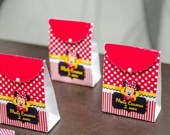Mini Saco de papel Minnie