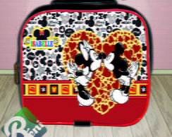 Maletinha Mickey e Minnie