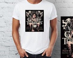 Camiseta Camisa Tyrion Game of thrones