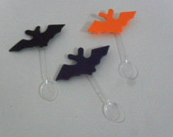 Mini Colher para Doces - Halloween