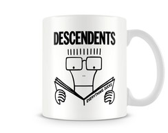 Caneca - Descendents - Canecas Rock