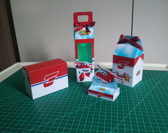 Kit Festa Super Wings 1