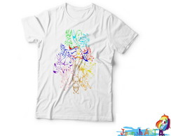 Camiseta Eevee Evolutions