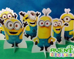 Display de Mesa dos Minions